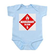 ACCELERANT Baby Onesy