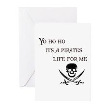Yo Ho Ho Greeting Cards (Pk of 10)