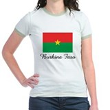 Burkina Faso Flag T