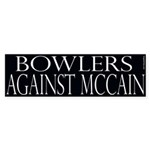Bowlers Against McCain
