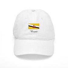 Brunei Flag Baseball Cap