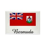 Bermuda Flag Rectangle Magnet (10 pack)