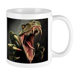 Dinosaur T-Rex Coffee Mug