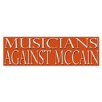 Musicians Against McCain