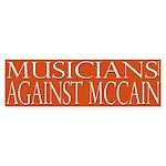 Musicians Against McCain