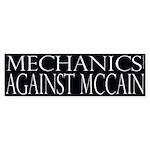 Mechanics Against McCain