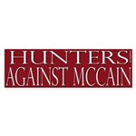 Hunters Against McCain