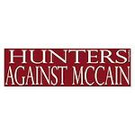 Hunters Against McCain