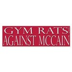 Gym Rats Against McCain