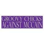 Groovy Chicks Against McCain