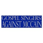 Gospel Singers Against McCain