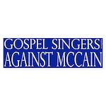 Gospel Singers Against McCain