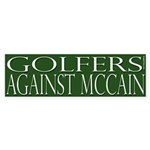 Golfers Against McCain