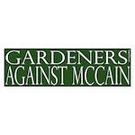 Gardeners Against McCain (green)