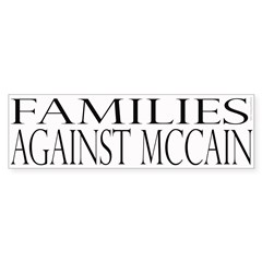 Families Against McCain (white)