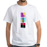 Colorful Bassoon Short Sleeve Tee