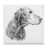 Great Dane - Sadie Tile Coaster