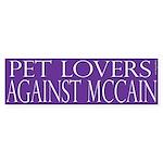 Pet Lovers Against McCain