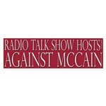 Radio Talk Show Hosts Against McCain