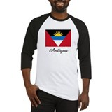 Antigua Flag Baseball Jersey