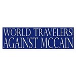 World Travelers Against McCain