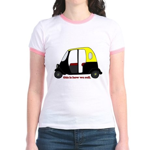 This Is How We Roll Rickshaw Jr. Ringer T-Shirt