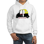This Is How We Roll Rickshaw Hooded Sweatshirt