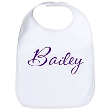 Bailey Sweetheart Personalized Bib