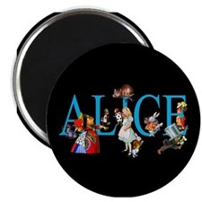 Alice in Black Magnet
