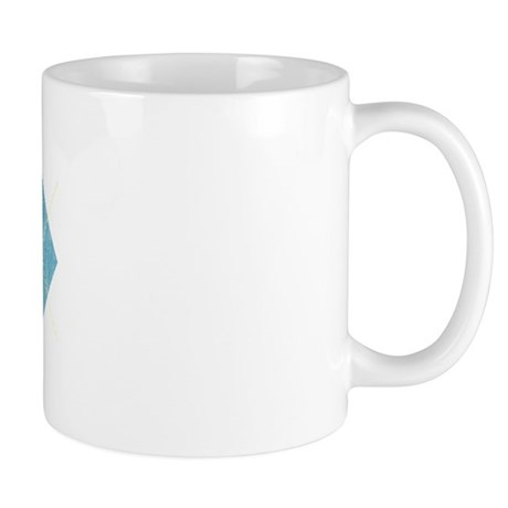 Argyle Business Casual Mug