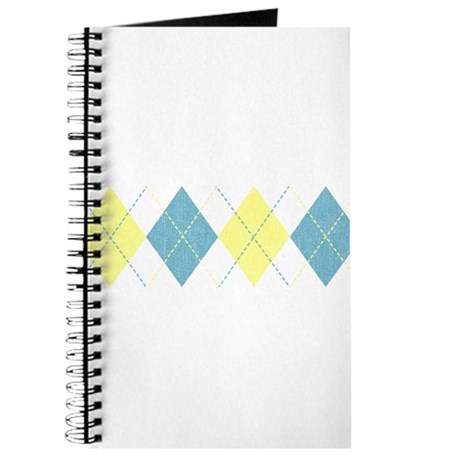 Argyle Business Casual Journal