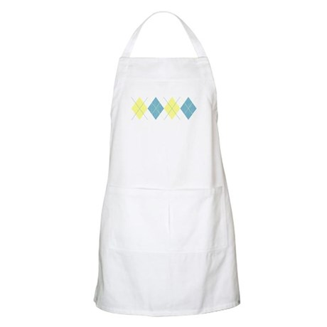Argyle Business Casual BBQ Apron