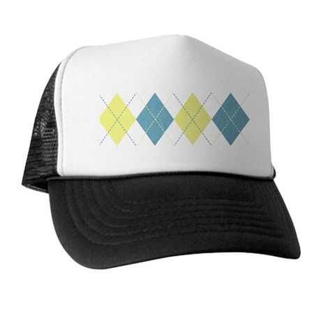 Argyle Business Casual Trucker Hat