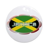 Jamaica - Ornament (Round)