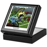 Fantasy Football Keepsake Box