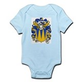 Bryan Family Crest Infant Creeper
