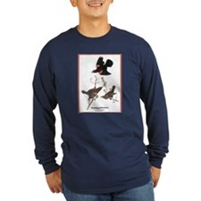 Audubon Red-Winged Blackbird (Front) T