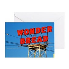 Wonder Bread Greeting Card