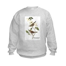 Audubon White-Throated Sparrow Sweatshirt