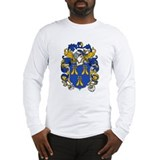Bugg Family Crest Long Sleeve T-Shirt