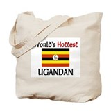 World's Hottest Ugandan Tote Bag