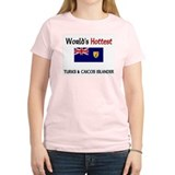 World's Hottest Turks & Caicos Islander T-Shirt