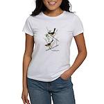 Audubon Towhee Bird Women's T-Shirt