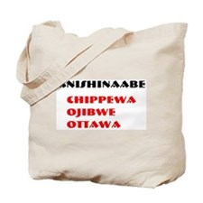 ANISHINAABE Tote Bag