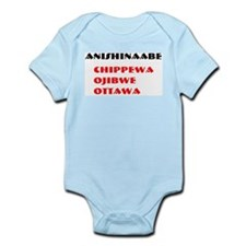 ANISHINAABE Infant Creeper