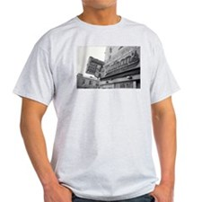 Nathan's Coney Island Ash Grey T-Shirt