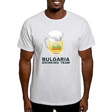 Bulgaria Drinking Team T-Shirt