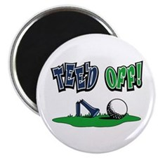 "Funny Golf Gifts 2.25"" Magnet (10 pack)"