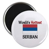 World's Hottest Serbian Magnet