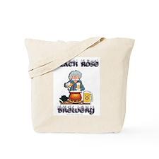 Cute Brb Tote Bag